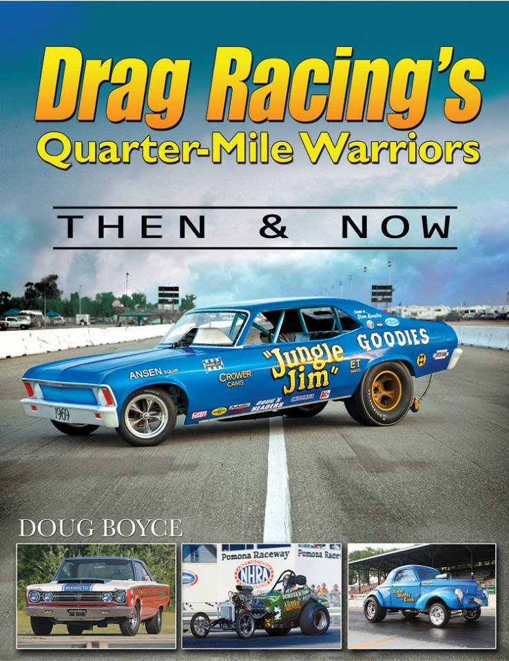 Drag Racing's quarter mile warriors cover