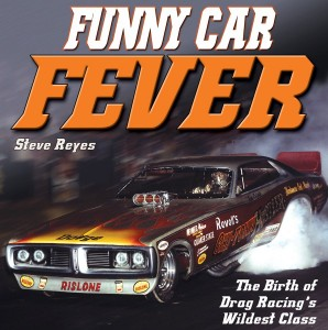 funny car fever cover