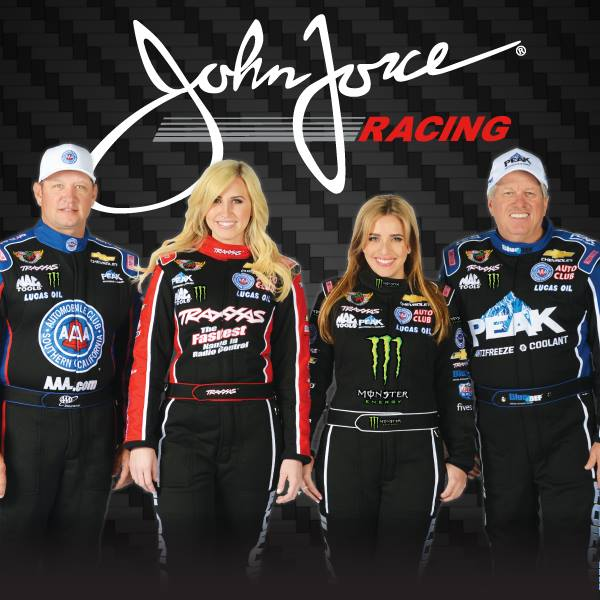 John force racing